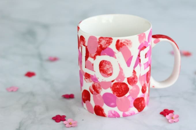 Decorate Coffee Mugs