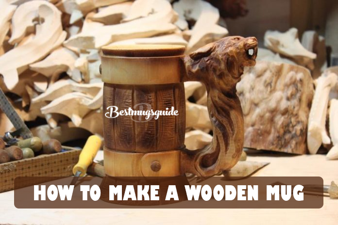 How to Make a Wooden Mug
