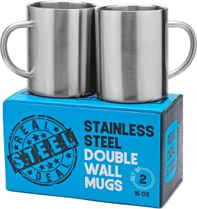 Best Coffee Mugs for Travel