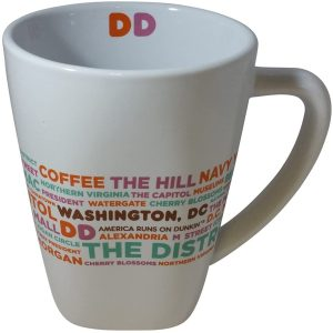 Destination Mugs Limited Edition By Dunkin doughnuts